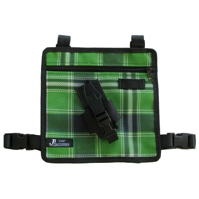 UHF Harness Chest Green