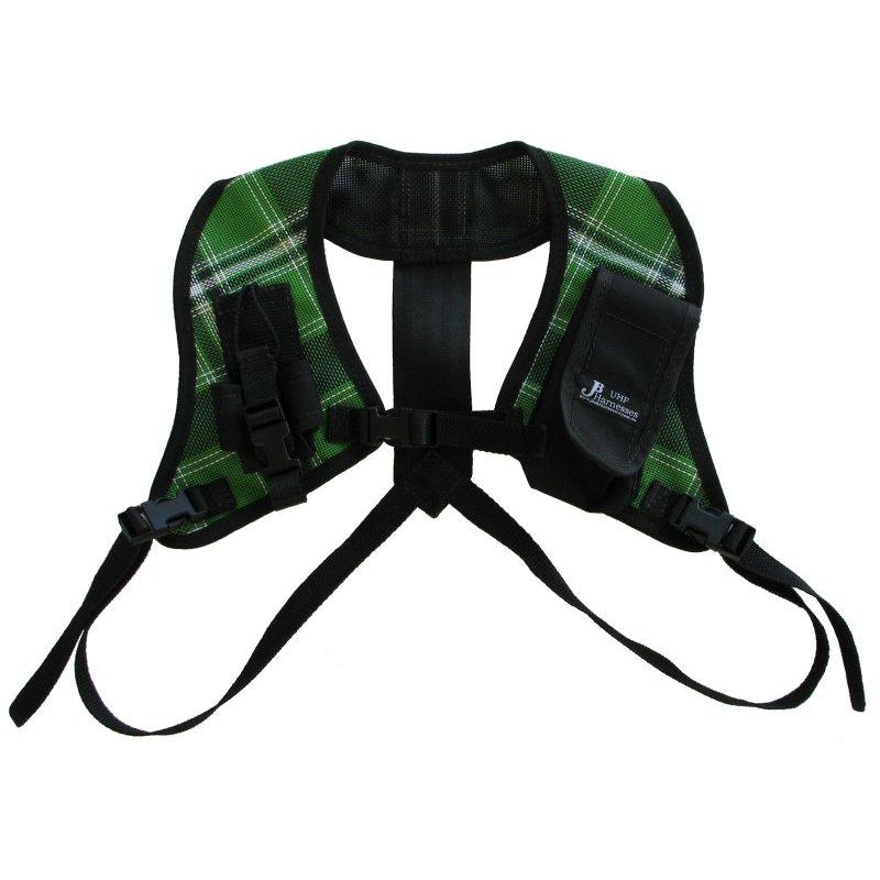 UHF Harness Double Shoulder Green