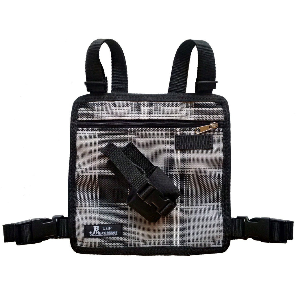 UHF Harness Chest Grey