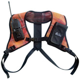 UHF Harness Double Shoulder Orange