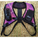 UHF Harness Double Shoulder Pink