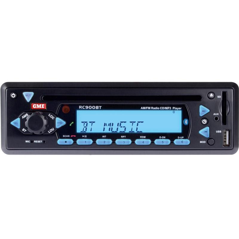 GME RC900BT Car Stereo