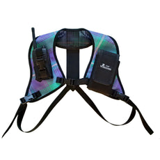 UHF Harness Double Shoulder Turquoise