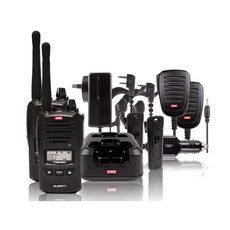 GME TX6160TP 5 Watt IP67 UHF CB Handheld Radio - Twin Pack