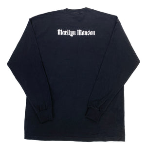 Vintage Marilyn Manson Long Sleeve T-shirt (DS)