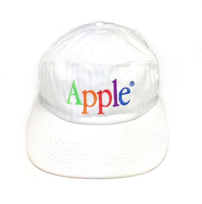 Vintage Apple Computers Snapback Cap