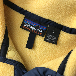 Patagonia Synchilla Fleece