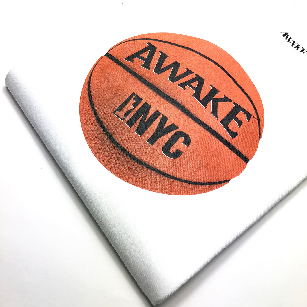 Awake NY Basketball Print T-shirt