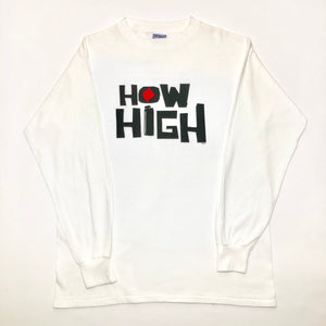 Vintage How High Movie LS T-shirt