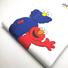 Load image into Gallery viewer, KAWS x Sesame Street x UNIQLO T-shirt