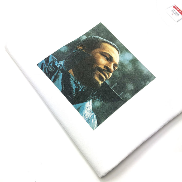 Supreme Marvin Gaye T-shirt FW18 (DS)