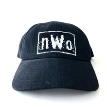 Load image into Gallery viewer, Vintage NWO Wrestling Strapback Cap