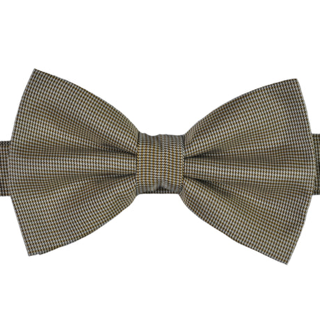 Puppytooth Fawn Bow Tie