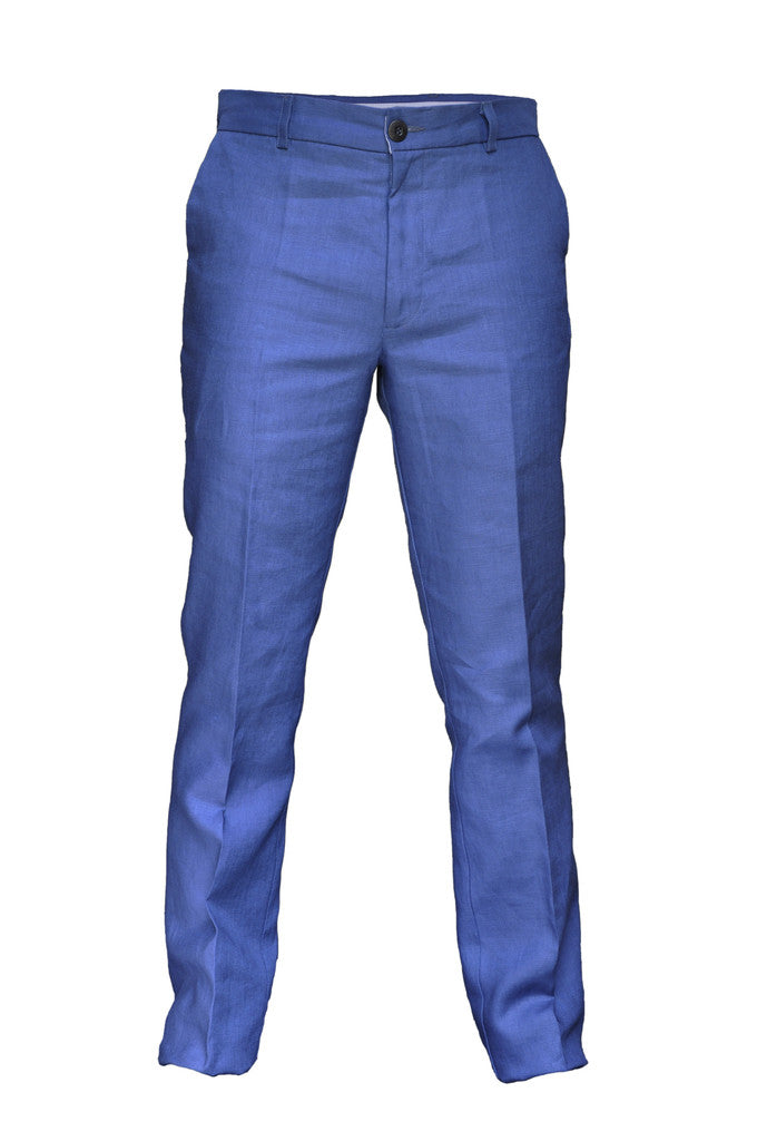 South Pacific Linen Trousers - KITOKO