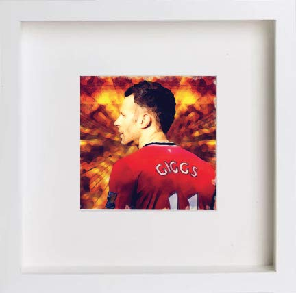 Watercolour Ryan Giggs 245 - [Lumartos]