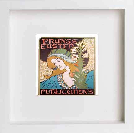 Vintage Poster Prangs Easter Publications - [Lumartos]