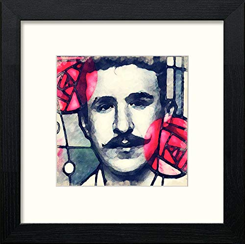 Rennie Mackintosh Portrait - [Lumartos]
