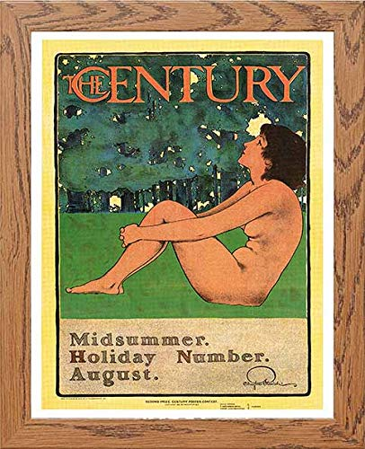 Vintage Midsummer Holiday August Poster The Century - [Lumartos]
