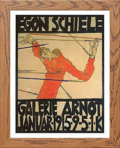 Vintage Poster For Exhibition At The Galerie Arnot - [Lumartos]