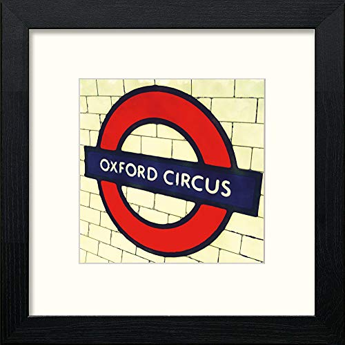 London Underground Oxford Circus - [Lumartos]