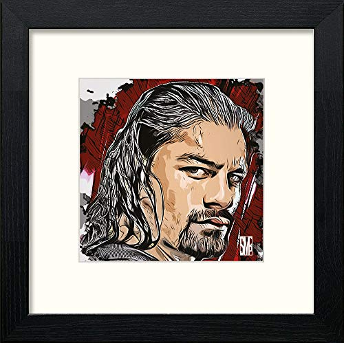 WWE Raw Roman Reigns - LUMARTOS
