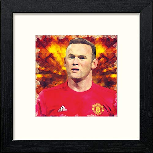 Manchester United FC Legends Wayne Rooney - LUMARTOS