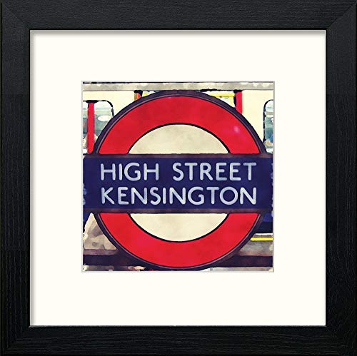 London Underground High Street Kensington - [Lumartos]