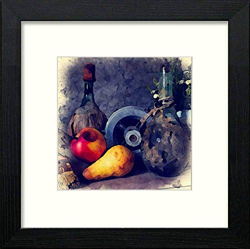 Vintage Still Life With Pear - [Lumartos]