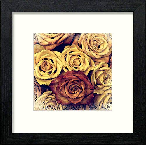 Vintage Bunch Of Roses - LUMARTOS