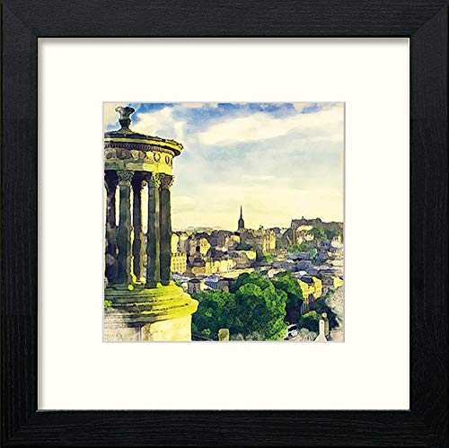 Edinburgh Calton Hill - [Lumartos]