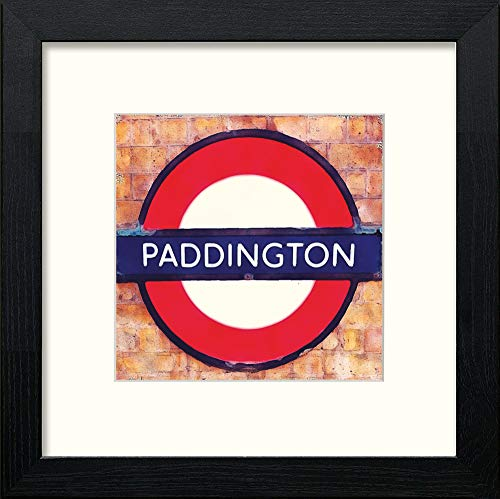 London Underground Paddington - [Lumartos]