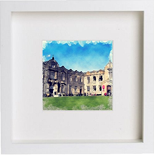 Watercolour Print of University of St Andrews 196