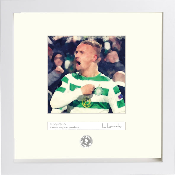 Glasgow Celtic - Leigh Griffiths - Augmented Reality - LUMARTOS