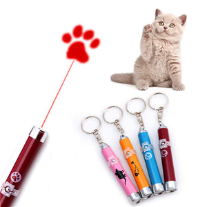 Laser Pointer,Creative and Funny Pet Cat Toy LED Laser Pointer Light Pen