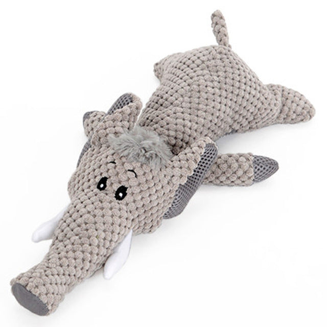 Animal Shape Interactive Comfort Toys