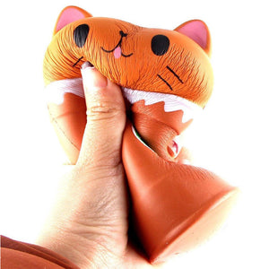 Jumbo Squishy Toys great for anti-stress
