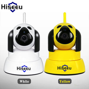 Home Security IP Camera Wi-Fi Wireless Smart Pet Camera Surveillance 720P Night Vision CCTV
