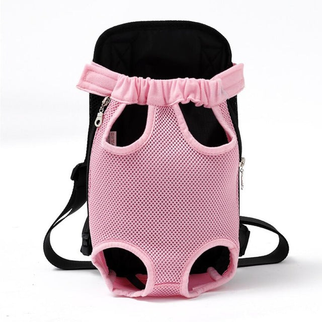Mesh Pet Carrier Backpack Outdoor Travel Products for Small Dogs/Cats Chihuahua