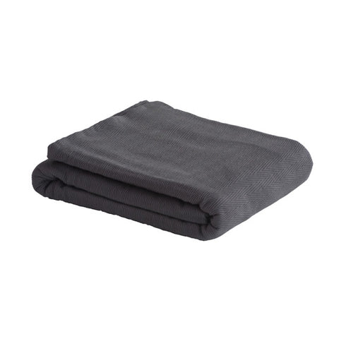 Luxurious King Egyptian Cotton Blanket 3 Main