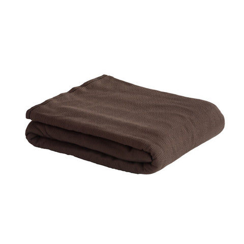 Luxurious King Egyptian Cotton Blanket 4 Main