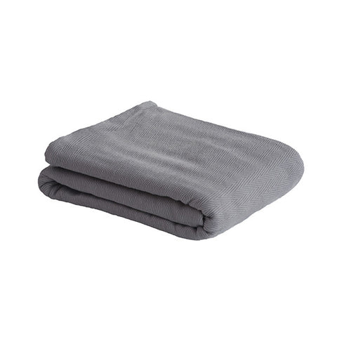 Luxurious King Egyptian Cotton Blanket 6 Main