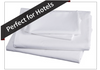 Classico Flat Single Sheet - Alluretex Wholesale Towels