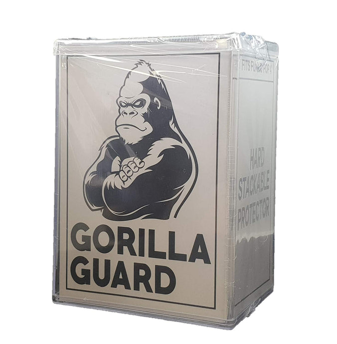 Gorilla Guard Funko Hard Stacks Protector - Stackable 2 Pack