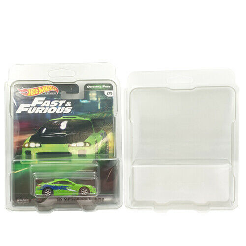 Real Rider Card Protector for Hot Wheels & Matchbox Cars