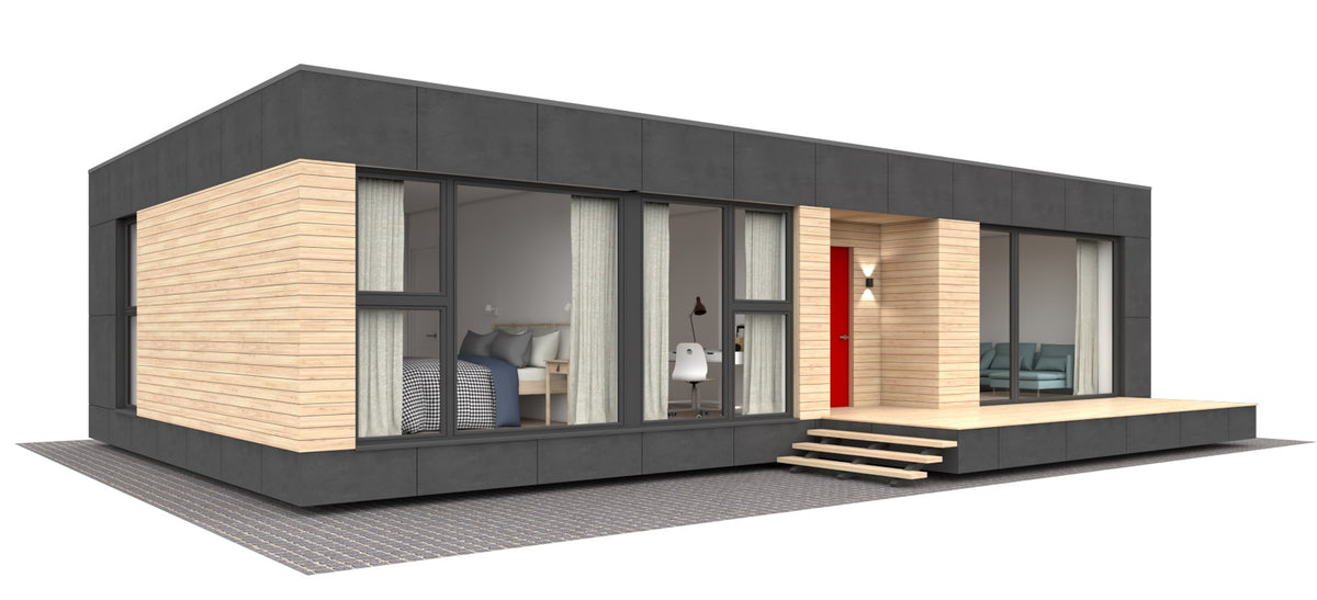 Tiny House Living - Container Home