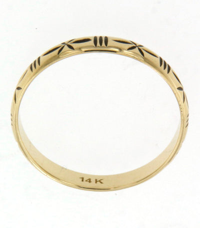 Sierra Winter Jewelry - Dust Devil Ring (Yellow Gold)