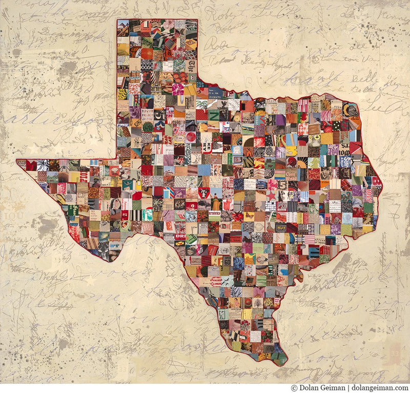 My Texas Map