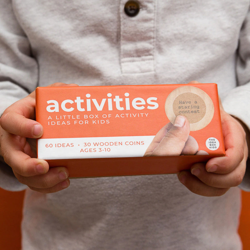 Activities | Idea Box