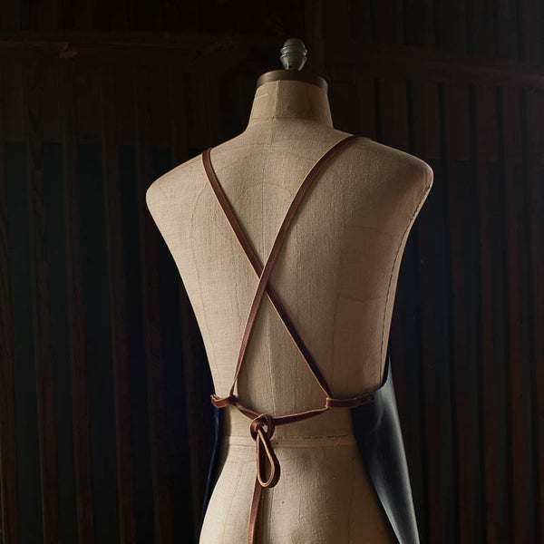 Minimalist Maker Apron | Royal - Stash Co