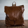 Artisan Backpack | Waxy Caramel